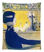 La Maison Moderne Tapestry by Manuel Orazi