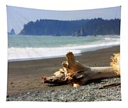 La Push Beach  Tapestry