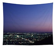 L.a. Sunset Tapestry
