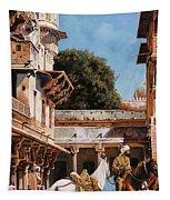 La Torre Bianca Tapestry