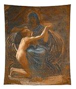 La Vierge Consolatrice Tapestry
