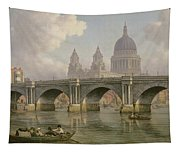 Blackfriars Bridge And St Paul's Cathedral Tapestry