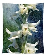 Ladies-tresses Orchid Tapestry