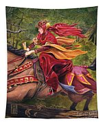 Lady Lunete Tapestry