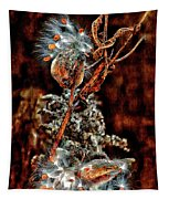 Lady Of The Dance II  Tapestry