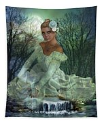 Lady Of The Lake  Tapestry