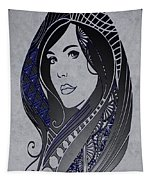Lady Zen Tapestry
