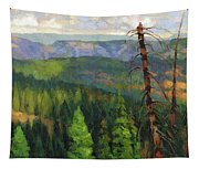 Ladycamp Tapestry