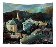 Laforet Village  Tapestry
