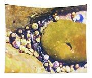 Laguna Beach Tide Pool Pattern 5 Tapestry