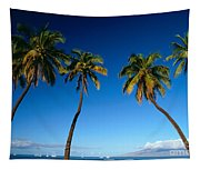 Lahaina, Five Coconut Tre Tapestry