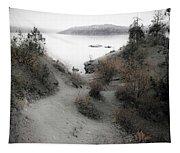 Lake Coeur D'alene 2 Tapestry