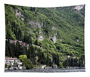 Lake Como 15 Tapestry