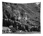 Lake Como 15b Tapestry