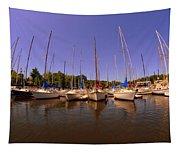 Lake Murray S C Marina Tapestry