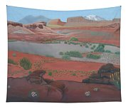 Lake Powell At Farley Canyon Tapestry