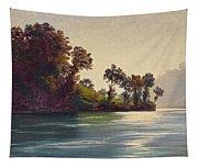 Lake Scene Tapestry