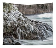 Lake Superior Motion Tapestry