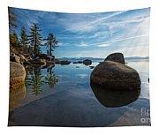 Lake Tahoe Nevada Tapestry