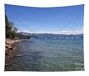 Lake Tahoe Waterscape Tapestry