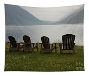 Lake View Tapestry