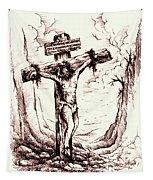 Lamb Of God Tapestry