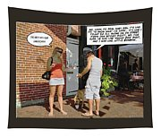 Lame Excuses Tapestry
