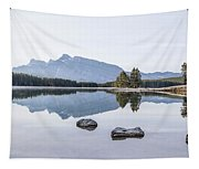 Land Of Thousand Lakes Tapestry