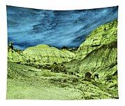 Land Of Turmoil Tapestry