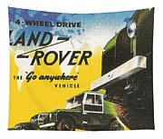 Land Rover Tapestry