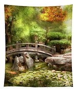 Landscape - Simply Paradise Tapestry