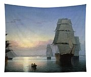 Lane: Boston Harbor Tapestry
