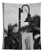 Lantana Lamp Post Tapestry