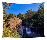 Lanterman's Mill Tapestry