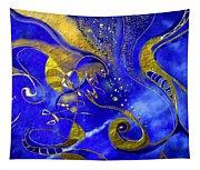 Lapis Lazuli Tapestry