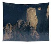 Large Granite Mountains In California Tapestry