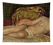 Large Nude Tapestry