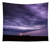 Late July Storm Chasing 033 Tapestry