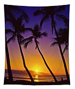 Launiupoko Sunset Tapestry