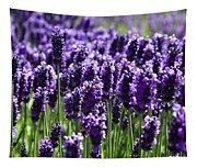 Lavender Field Tapestry