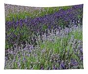 Lavender Sea Tapestry