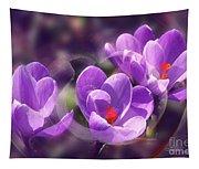 Lavender Spring Tapestry