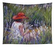 Lavender Treasure Tapestry