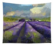 Lavenders Of South Tapestry