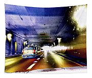 Lax Tunnel Tapestry