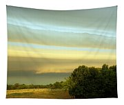 Layered Clouds Tapestry
