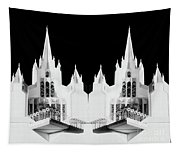 Lds - Twin Towers 1 Tapestry