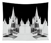 Lds - Twin Towers 2 Tapestry