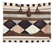 Le Bain Vintage Bath Tapestry