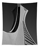 Le Stade Olympique De Montreal Tapestry